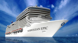 Norwegian Cruise Line (NCL), Norwegian Epic