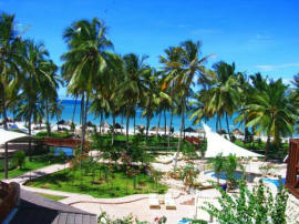 Diani Reef Beach Resort & Spa 5* Deluxe