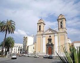 Cathedral, Ceuta