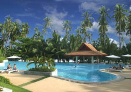 Panglao Beach - Alona Palm Beach Resort