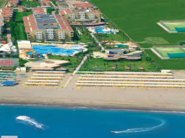 Belek beach Turkey